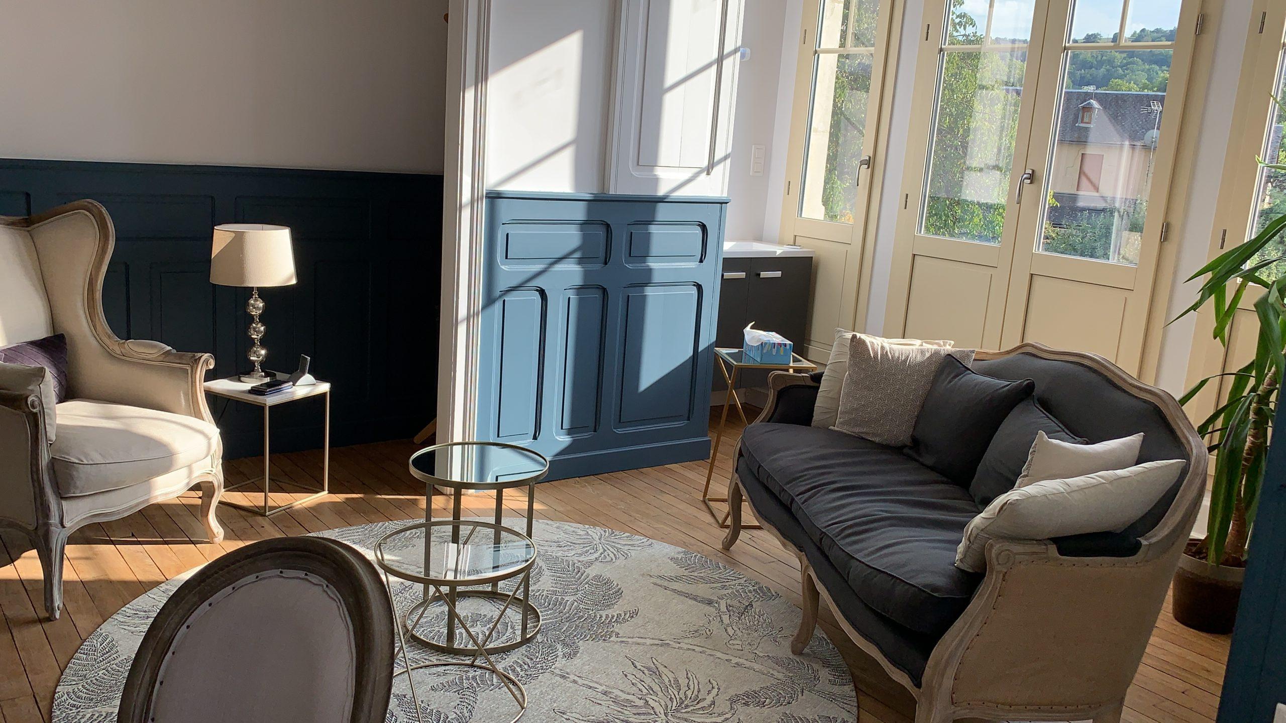 Salle consultation Psychologue Espalion Aveyron